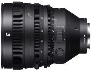 Alquiler Sony FE C 16-35mm