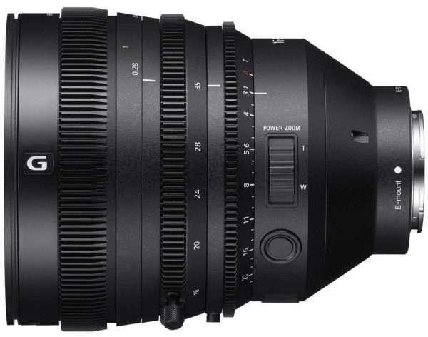 Sony FE C 16-35 mm T3.1 G lens rental