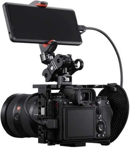Monitor detail - Sony Alpha 1