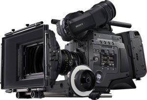 Cámara Sony F65