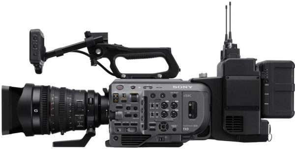 Sony FX