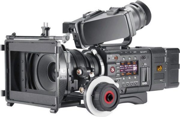 Cámara Sony PMW F55