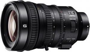 Sony 18-110mm