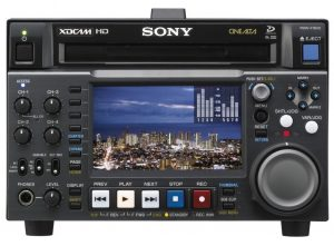 Sony PDW F1600
