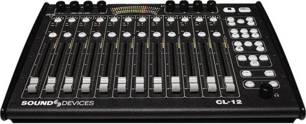 Sound Devices CL-12