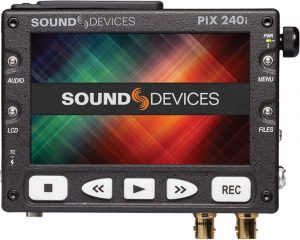 Sound Devices PIX240i