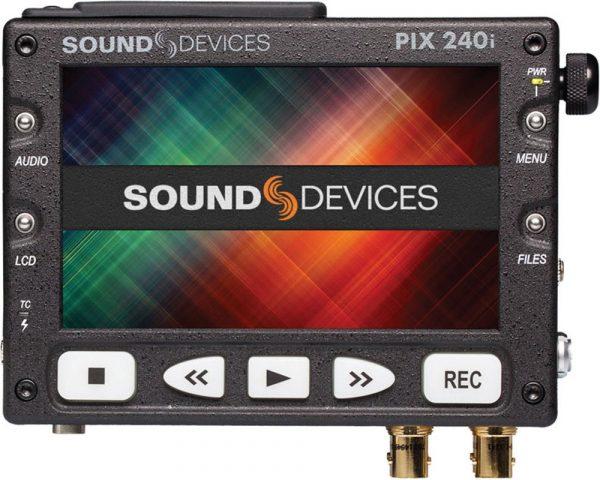 Sound Devices PIX240i
