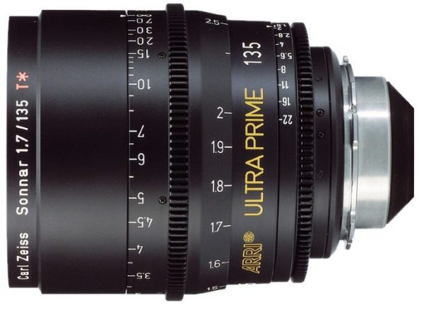 Arri UltraPrime 135mm