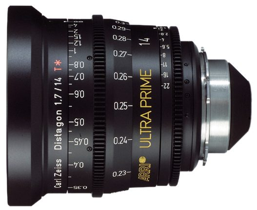 Arri UltraPrime 14mm