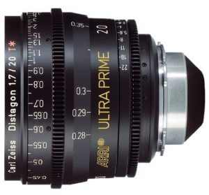 Arri UltraPrime 20mm