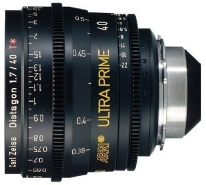 Arri UltraPrime 40mm