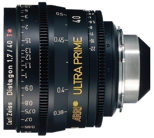Arri UltraPrime 40mm
