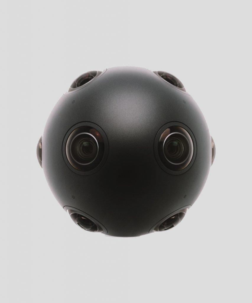 Categoría equipos VR 360º