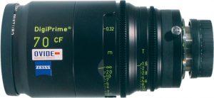 Zeiss Digiprime 70mm CF HDTV lens
