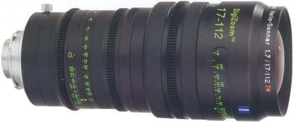 Zeiss Digizoom 17-112mm