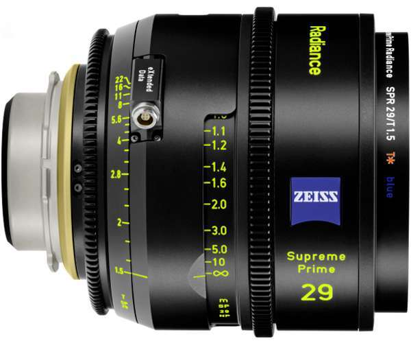 Zeiss Supreme Prime Radiance 29mm