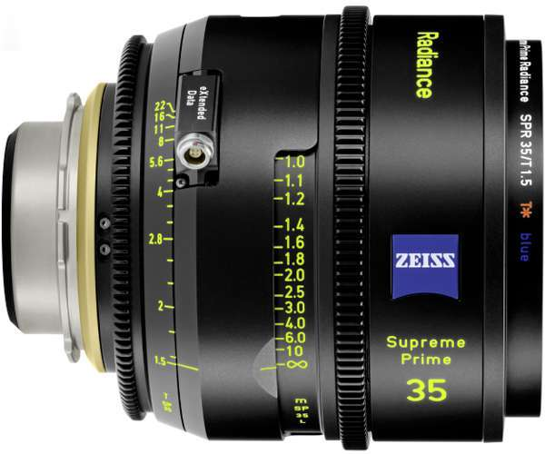 Zeiss Supreme Prime Radiance 35mm