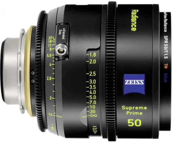 Zeiss Supreme Prime Radiance 50mm