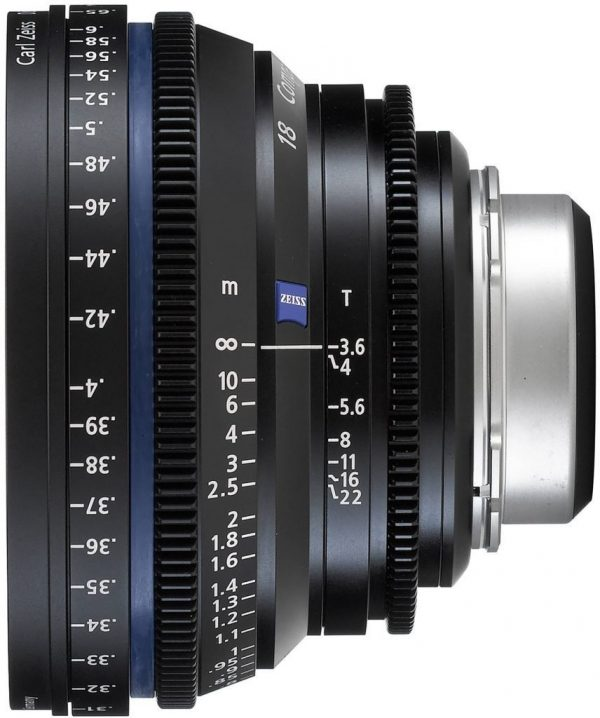 Zeiss Compact Prime CP2 18mm