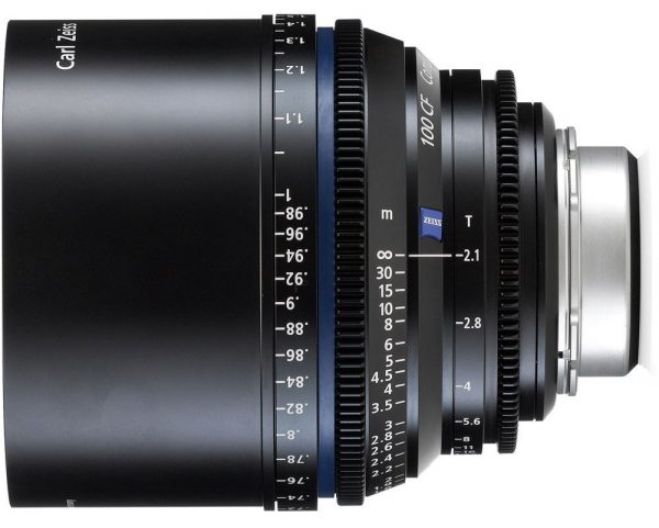 Zeiss Compact Prime CP2 100mm