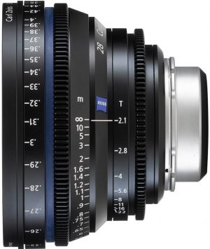 Zeiss Compact Prime CP2 28mm