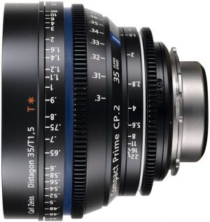 Zeiss Compact Prime CP2 35mm