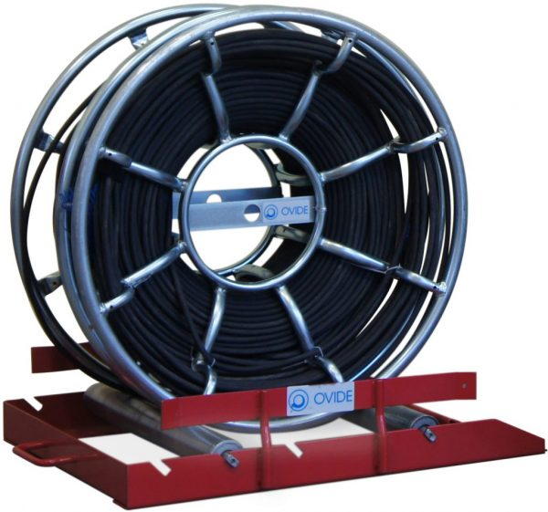 Cable manguera triax 500m Lemo 4E m/m