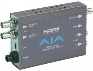 AJA Hi5-3D