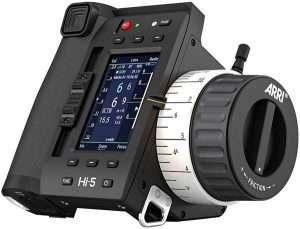 Arri Hi-5 wireless follow focus