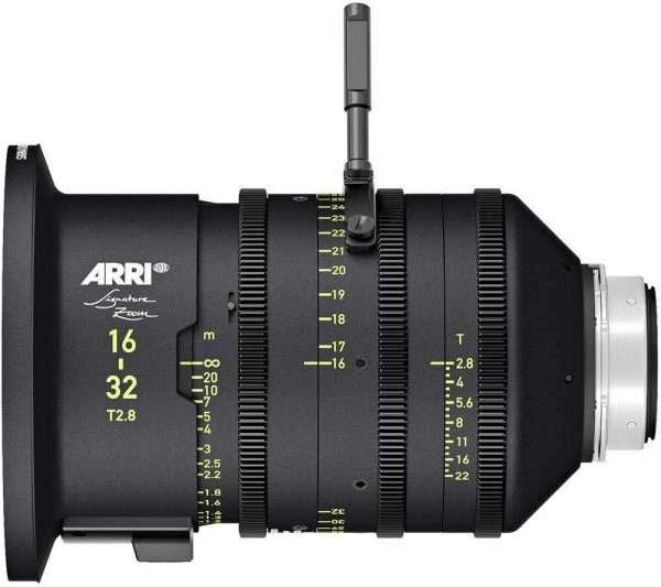 alquiler ARRI Signature Zoom 16-32mm
