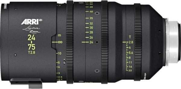 Arri Signature Zoom 24-75mm T2.8 lens