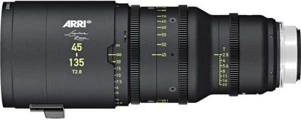 Arri Signature Zoom 45-135mm T2.8 lens