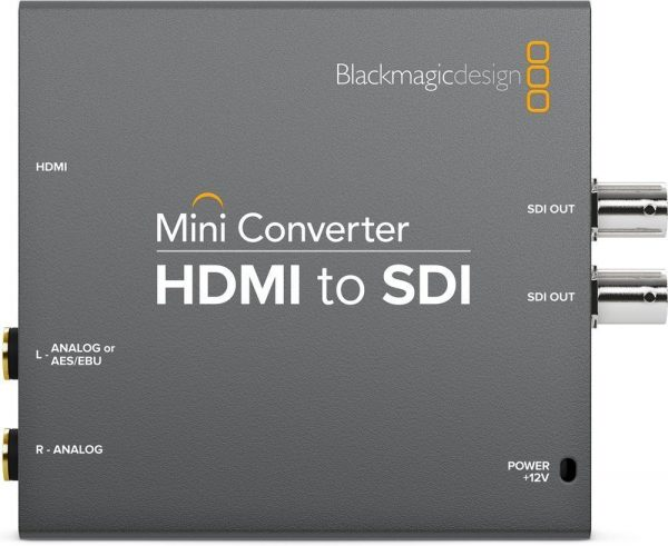 mini converter Blackmagic HDMI to SDI2