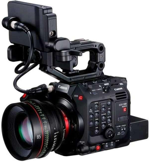 Canon C300 MKIII camera