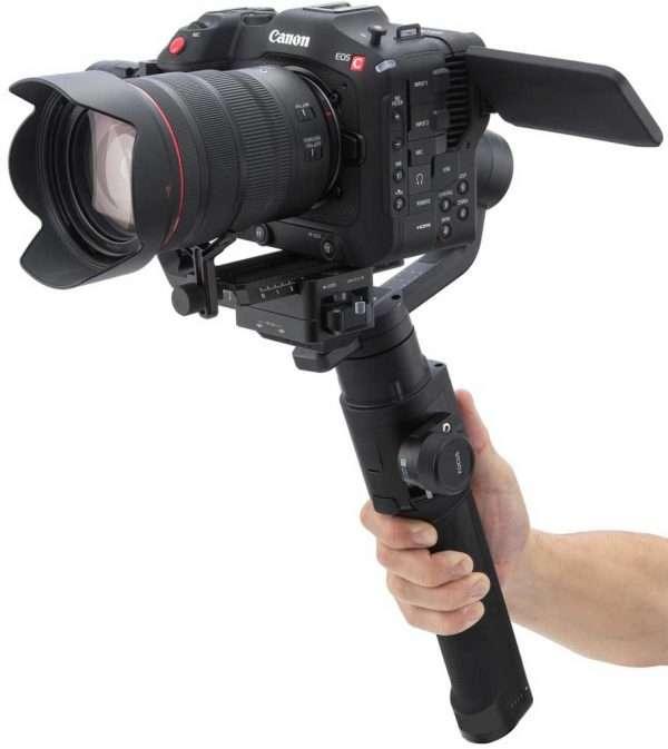 alquiler canon eos c70
