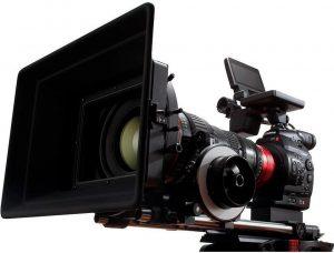 cámara canon c300 pl con zoom canon cn-e
