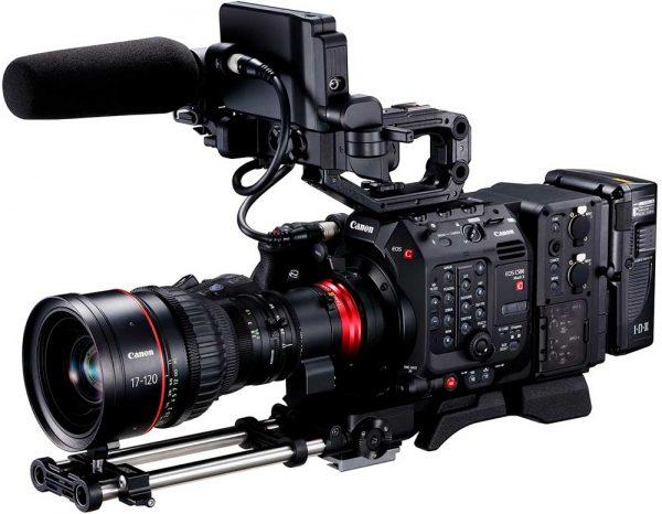 camara Canon C500 Mark II