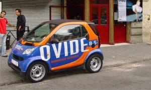 Nuestro primer coche y primer Smart ;)