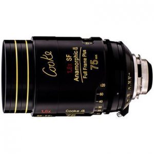 cooke anamorphic full frame plus 75mm