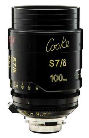 cooke S7i 100mm