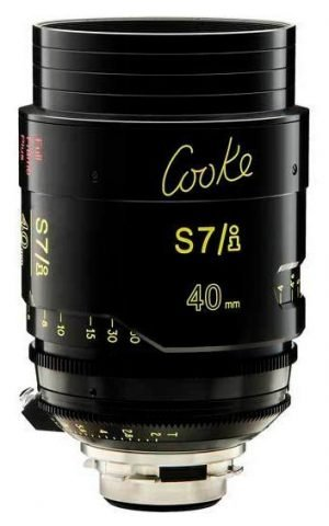cooke S7i 40mm