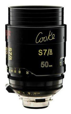 cooke S7i 50mm
