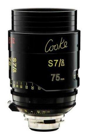 cooke S7i 75mm