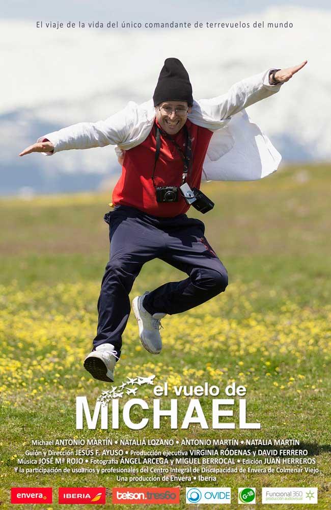 el vuelo de michael