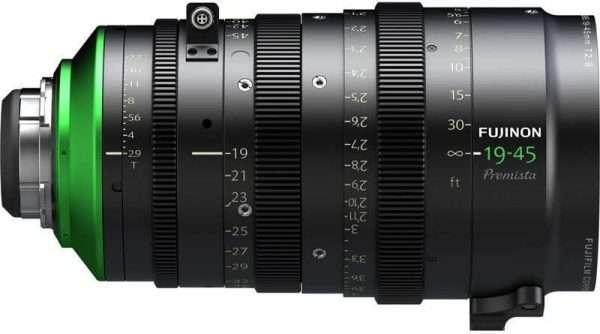 Fujinon Premista 19-45mm T2.9 lens