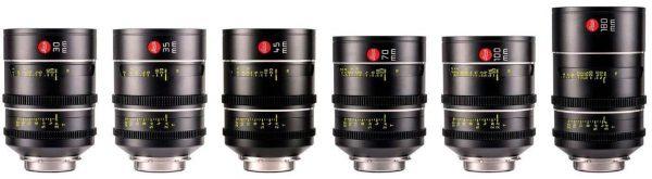 6 leitz leica thalia lenses