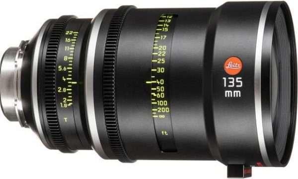 Objetivo Leitz Prime T1.8 135mm