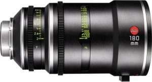 Leitz Prime T1.8 180mm lens