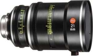 Objetivo Leitz Prime T1.8 21mm