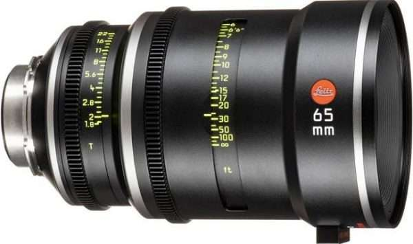 Objetivo Leitz Prime T1.8 65mm